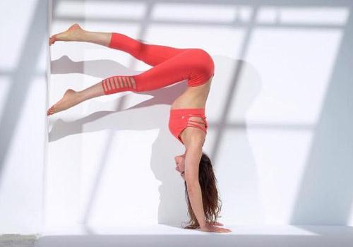 流瑜伽這樣練才能保護你的手腕